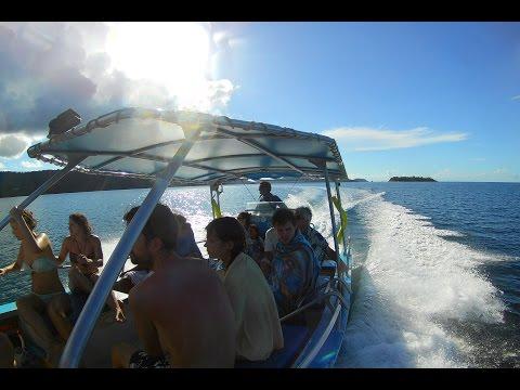 Mayotte, son lagon, sa barrière de corail