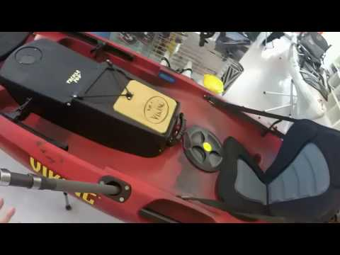 Kayak de pesca Viking kayak modelo Profish Reload. 1st round HD