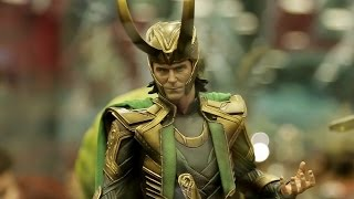 sideshow collectible s voltron wolverine loki more are stunning ign access