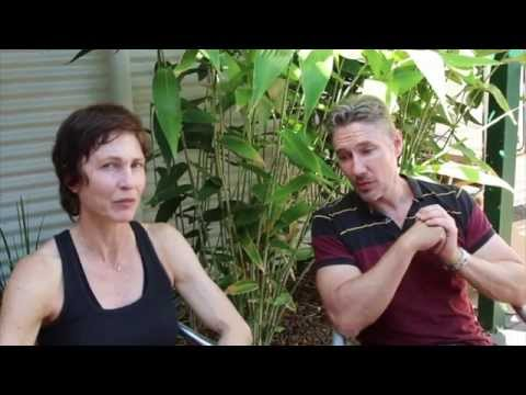 Diane and Mark talk about their experiences