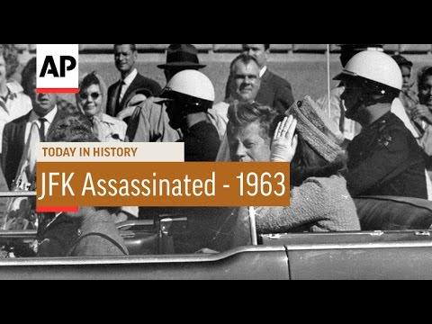 D. K. Smith - November 22, 1963 President John F. Kennedy is assassinated