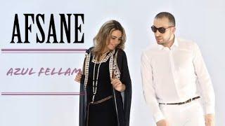 AFSANE _ Azul Fellam (Official Video Clip)_4K