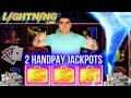2 HANDPAY JACKPOTS On High Limit Lightning Link Slots | Las Vegas Casino JACKPOTS | SE-1 | EP-16