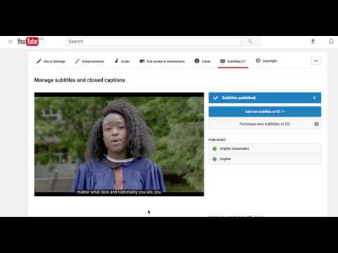 Captioning & Description - Accessibility - Ryerson University