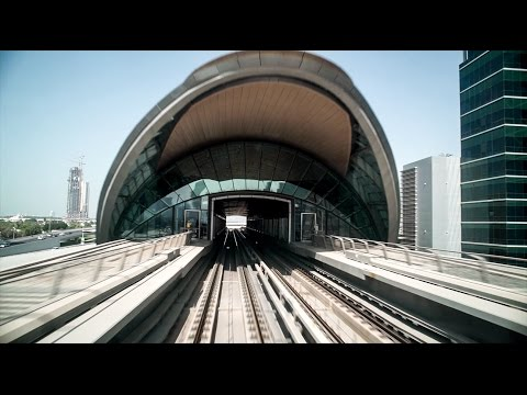 Hyperloop One: Roads and Transport Tour, Dubai