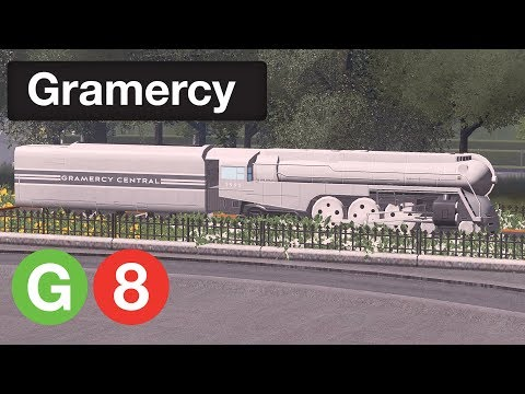 Cities: Skylines: Gramercy | Episode 7 - Dreyfuss and Layout