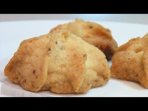 Рассыпчатое печенье с орешками за полчаса . Очень вкусно без регистрации и смс