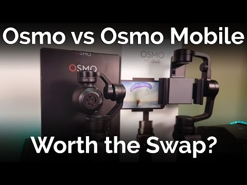 DJI Osmo Mobile Review – Better Than The Original?