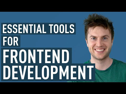 Essential Tools For Frontend Development