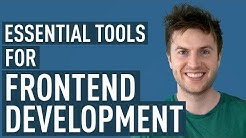 Essential Frontend Development Tools