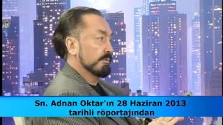 Adnan Oktar, 2013 yılında Gülen örgütü konusunda hükümeti uyarmıştı