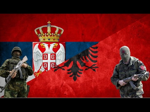 Albanian Armed Forces vs Serbian Armed Forces - Comparison