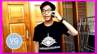 Kompilasi Video Lucu INDOVIDGRAM Oktober 2015 PART 03 || Viko Gram