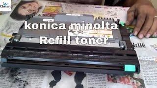 konica minolta pagepro 1580mf cartridge refills