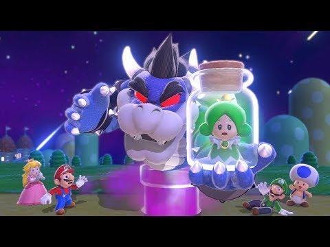 Download Youtube: Super Mario 3D World - Dark Bowser Boss Battle
