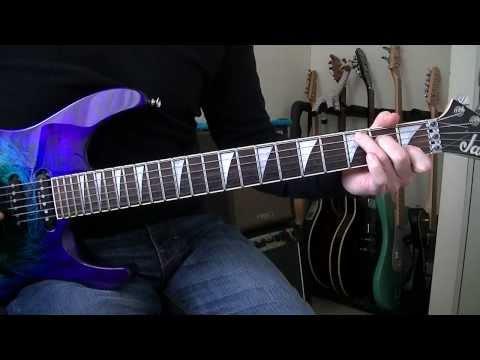 Gustavo Cerati | Lago En El Cielo | Guitar Cover HD