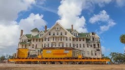 Rotating & Moving the Belleview Biltmore Hotel - Timelapse