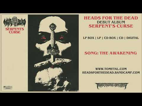 HEADS FOR THE DEAD (International) - The Awakening (Death Metal) Transcending Obscurity HD