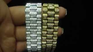 Available in 2 colors Roli Style Bling Bracelet