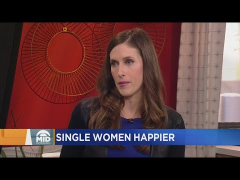 Study: Women Are Happier When Single