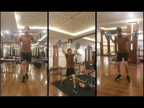 Gym Workout Video 3
