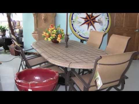 Casual Living Outfitters Patio Furniture Store Youtube