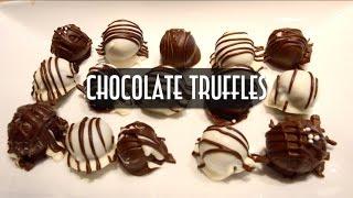 Chocolate Truffles X Oreo Balls | How To Make (easy)
