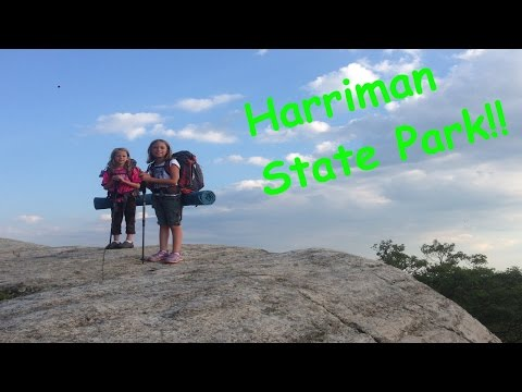 Harriman State Park Backpacking - Tuxedo Station to Dutch Doctor Shelter - Hiking Near NYC