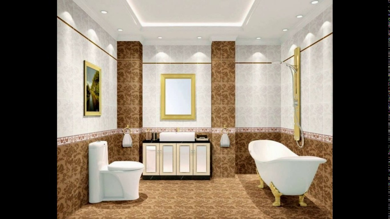 Fall ceiling designs for bathroom - YouTube
