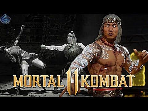 Mortal Kombat 11 Online - LIU KANG DRAGON PARRY BRUTALITY!