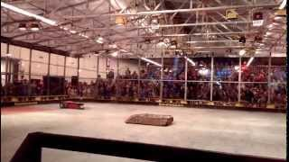 Last Rites vs Megalodon Robogames 2015