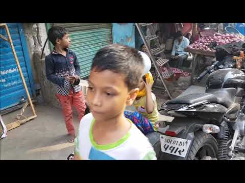 India - Mumbai - Dharavi - Feb. 2017