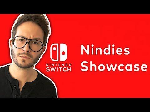 NINDIES Showcase Nintendo, tous les jeux dévoilés