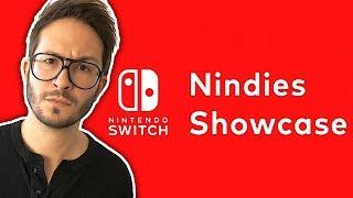 NINDIES Showcase, tous les jeux dévoilés I NINTENDO SWITCH