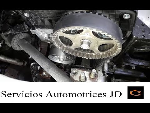 Cambio Banda De Distibucion Kia Sportage Y Hyundai Tucson