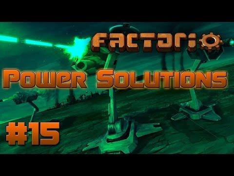 Factorio - Episode 15 - Power Solutions