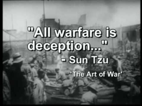 Asymmetric Warfare: People's Tactics & Sun Tzu's 'Art of War' Pt.1