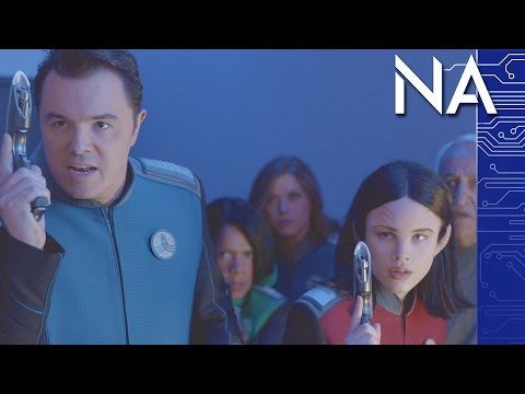 Thumbnail: The Orville Trailer - Seth MacFarlane Meets Star Trek?
