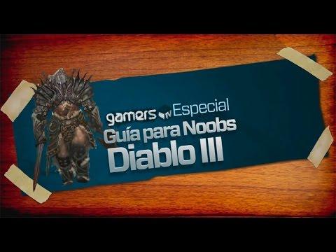 GamersTV - Diablo III: Guía para Noobs