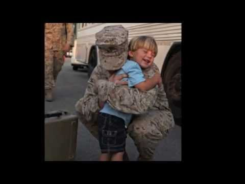 Come Home - OneRepublic (tribute to our soldiers)