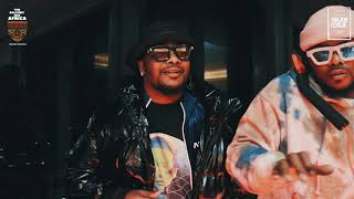 Amapiano Balcony Mix Africa Live with Focalistic | S3 | EP 1