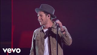 Download Niall Horan - Slow Hands (Live on The Voice Australia) MP3 song and Music Video