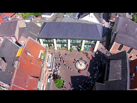 Beethoven 9th Symphony flashmob »penderecki musik:akademie westfalen« Borken 2014