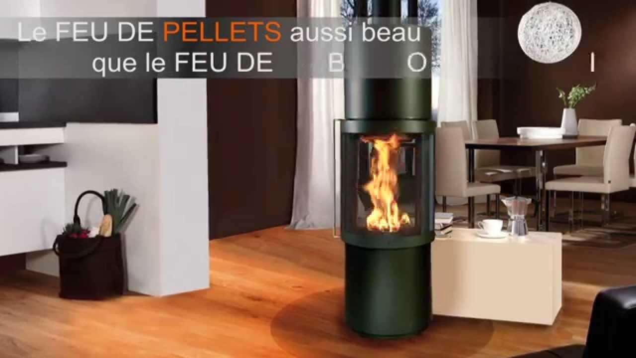po le pellets max blank mod le vulkan youtube. Black Bedroom Furniture Sets. Home Design Ideas