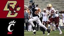 Boston College vs #21 Cincinnati Highlights | 2020 Birmingham Bowl | College Football Highlights