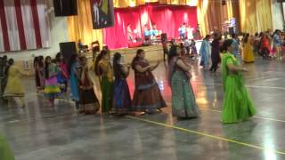 NAVRATRI 2014 -  ATLANTA SHAKTI  MANDIR  DAY 4 [PART 4]