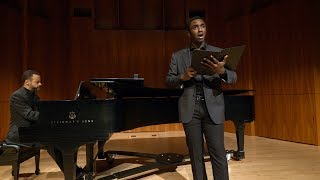 """""""Farewell Song of Frederick Douglass""""- Rare 1847 Music Performed"""