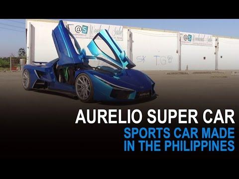 AURELIO SUPER CAR