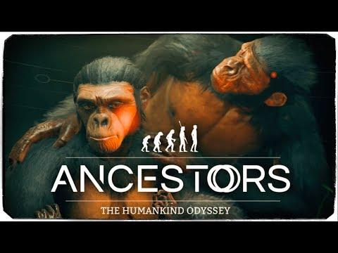 АЛЬФА-САМЕЦ И ЕГО НАСЛЕДНИКИ! ● Ancestors: The Humankind Odyssey