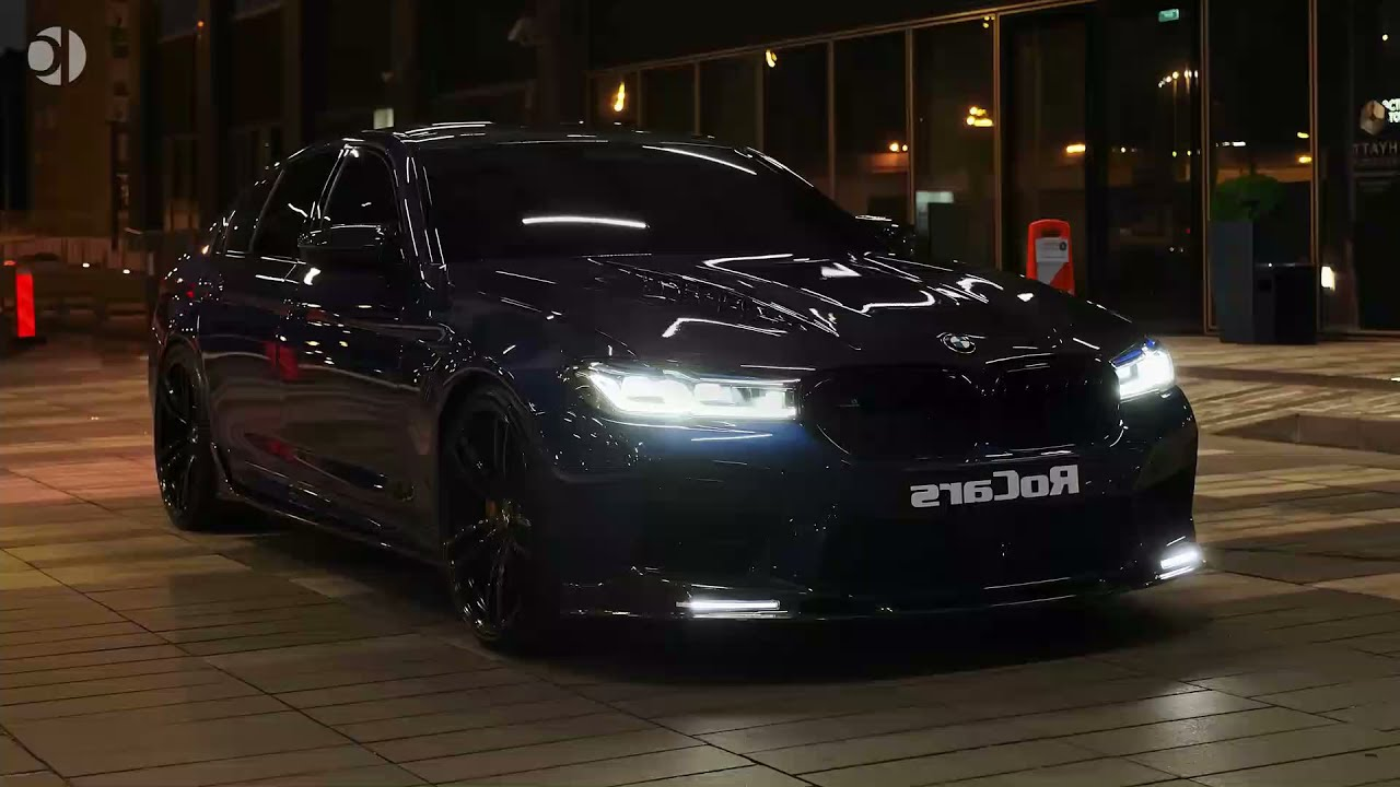 Download 2021 Akrapovic BMW M5 Competition - ULTRA M5 from Ramon Perfomance